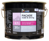 "Фасадная краска Paritet ""Facade Mate & Strong"""